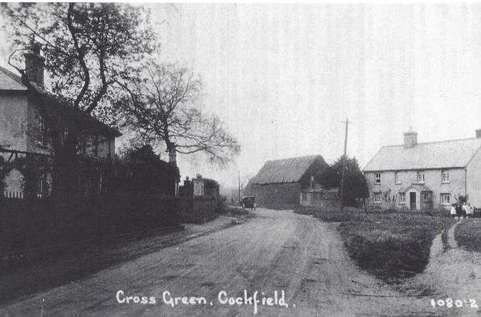 Cross Green, 1926