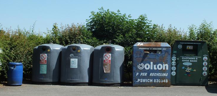 Cockfield Recycling