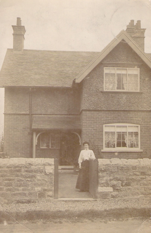 A House in Cockfield?