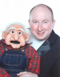 An Evening with Comedian and Ventriloquist Richard Whymark @ Cockfield Village Hall