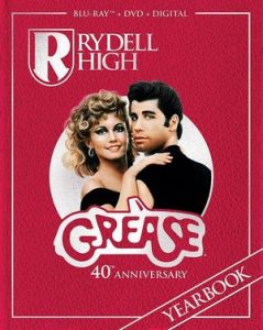 Cockfield Cinema - Grease, 40th Anniversary @ Cockfield Village Hall | Cockfield | England | United Kingdom