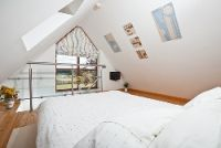 Old Manse Barn bedroom area