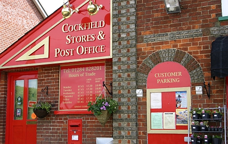 Cockfield Post Office