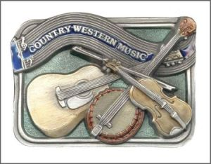 Country & Western Dance Logo