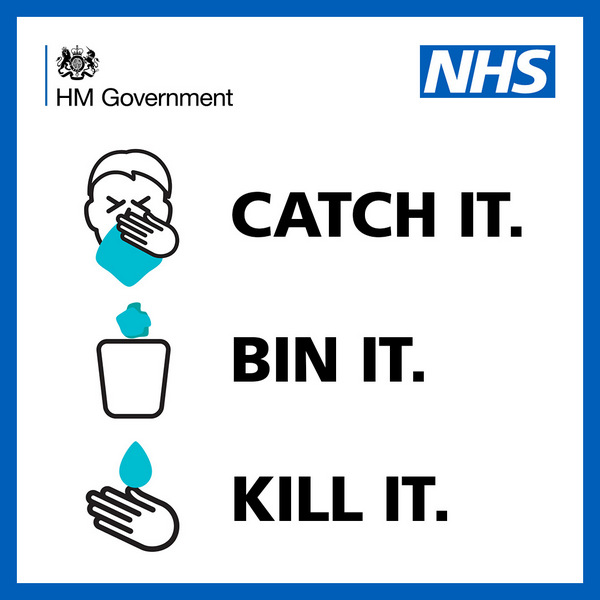 NHS Advice Poster