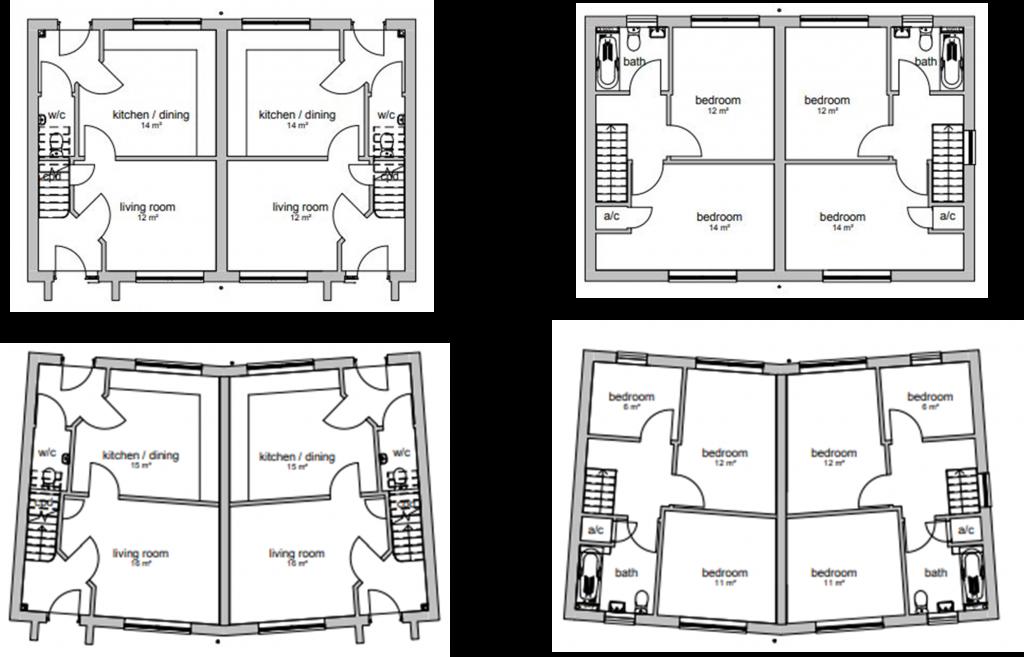 Jeffreys Green Floor Plans